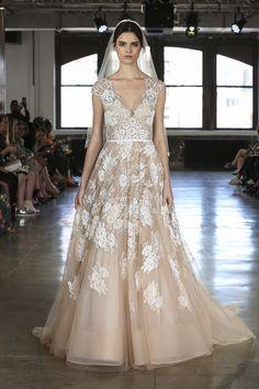 20 Best New York Bridal Fashion Week Spring 2019 Images