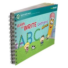 LeapFrog LeapReader Deluxe Writing Workbook: Learn to Write Letters with Mr. Pencil, http://www.amazon.com/dp/B00CRZXUZI/ref=cm_sw_r_pi_awdm_p.Eoub1S96XJ2