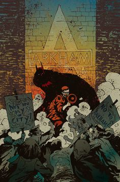 Arkham Unhinged