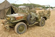 Dodge WC51/52 Weapons Carrier