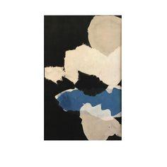 Hand-Dyed Framed Indigo Panel - TRNK