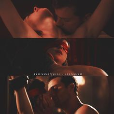 """8,307 Likes, 179 Comments - Fifty Shades Trilogy (@fiftyshadesupdates) on Instagram: """"The extended version of Darker will include: -pool table scene -alley scene (kiss after Jose's…"""""""