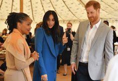 Prince Harry Shock: Meghan Markle's Husband 'Closer' To Doria Ragland Than Duchess? Prince Harry Et Meghan, Meghan Markle Prince Harry, Harry And Meghan, Meghan Markle Mom, Doria Ragland, Harry Wedding, Royal Babies, Royal Weddings, Saint George