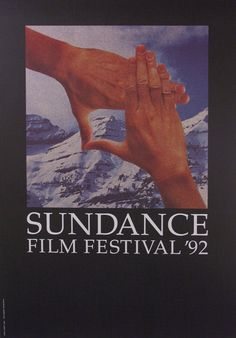 Founded by Robert Redford, Sundance Institute is a nonprofit organization that actively advances the work of independent storytellers in film and theatre. Home Disney Movie, Disney Movie Posters, Night On Earth, Festival Posters, Festival Cinema, Sundance Film Festival, Indie Movies, Motivational Posters, Independent Films