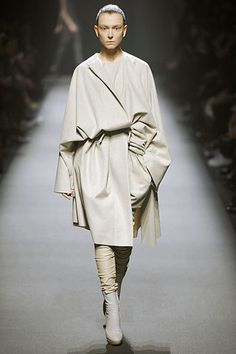 Haider Ackermann Fall 2008 Ready-to-Wear Fashion Show Collection