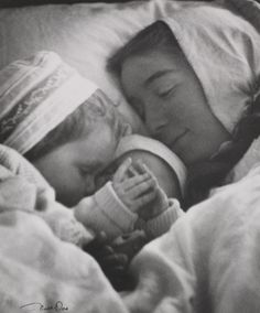 "Nell Dorr, ""Happiness"", c.1942."