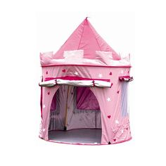 Pop-up legetelt - pink