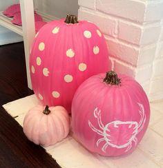 "sororitysugar: "" pink pumpkins please ❥ """