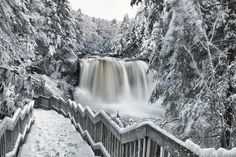 Blackwater Falls by Andrew Murdock on 500px