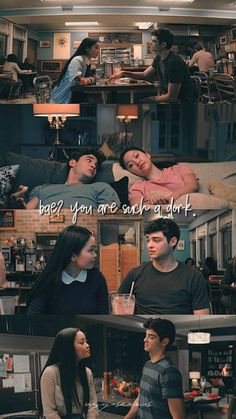 Peter et Lara Jean Lara Jean, Cute Relationship Goals, Cute Relationships, Cute Couples Goals, Couple Goals, Love Movie, Movie Tv, Love Is Scary, Films Netflix
