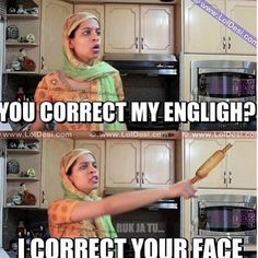 Superwoman Ahahaha love Lilly Singh Correct My English, Desi Jokes, Desi Humor, Desi Problems, Arab Problems, Funny Youtubers, Lilly Singh Quotes, Funny Asian, Asian Parents