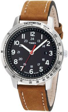 Tachymeter Timex watch