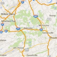 Pocono And Endless Mountains Region B&Bs and Hotel Alternatives