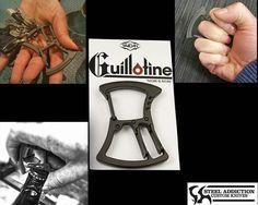 Guillotine Carabiner Multi-tool