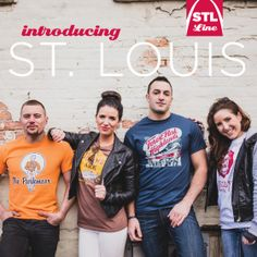 We're excited to announce our new #STL line of #tees. 4 great designs from St. Louis' past. Now available at http://www.bygonebrand.com/st-louis/  #tshirt #stlouis #apparel