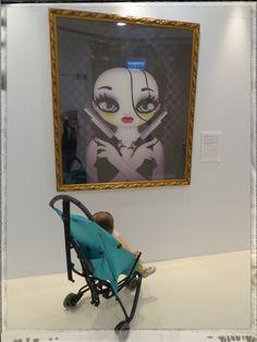 Exposition Mari Kim dans ma Yezz à Séoul