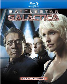 Universal Battlestar Galactica: Season Three