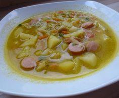 Rezept gesunde Kartoffel Gemüsesuppe, Kartoffelsuppe von Mia.Stella - Rezept der Kategorie Suppen