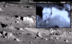 Mais ESTRUTURAS ALIENÍGENAS encontradas na Lua? Até quando a NASA vai Acobertar?