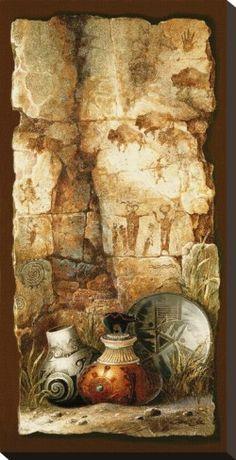 James Lee ~ Pottery Wall