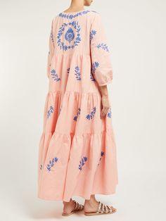 Suit Fashion, Boho Fashion, Fashion Outfits, Beach Wear Dresses, Summer Dresses, Colorful Fashion, Get Dressed, Clothing Patterns, Designer Dresses