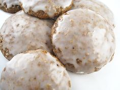 Lebkuchen (german gingerbread cookies) {recipe}