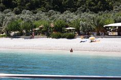 https://flic.kr/p/cGpUeA | trip to Alonissos island with boat | beautiful Leftos  Gialos beach with pool