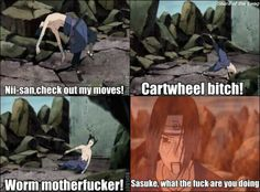 Lol a funny gif from the saddest moment in Naruto