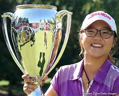 Lydia Ko Becomes First Amateur to Win Two LPGA Events
