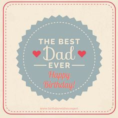 20 Amazing Birthday Cards Youd Send To Your Dad Happy Papa QuotesHappy
