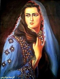 baloch culture paintings - Google Search