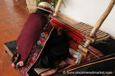 Weaving in the Jalq'a Style - Sucre, Bolivia | Flickr - Photo Sharing!