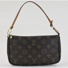 Louis Vuitton Monogram Pochette Bag only $299 @ Mosh Posh #moshposh
