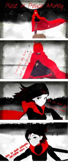 Here's how fans are remembering Rooster Teeth animator Monty Oum << yep. draw your favorite characters or just team Rwby with Monty for a tribute to him. Rest in peace. Roosterteeth Rwby, Red Like Roses, Evil Villains, Team Rwby, Red Vs Blue, Show Me The Way, Rooster Teeth, Ruby Rose, Animation Series