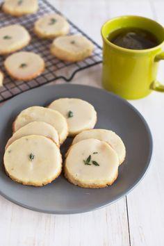 Vanilla and Thyme Slice and Bake Cookies (via abeautifulmess.com)