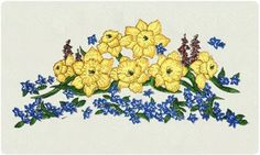 Bacova Gardens 10336 Daffodils Residential Post Mount Strong Box Mailb by Bluegrass Woods Mailboxes. $263.95. Bacova Gardens 10336 Daffodils Residential Post Mount Strong Box Mailb - Bluegrass Woods Mailboxes -
