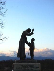 Le saint curé d'Ars : Jean-Marie Baptiste Vianney