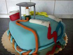 Chemical cake