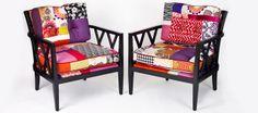 GYPSY YAYA: Patchwork Furniture