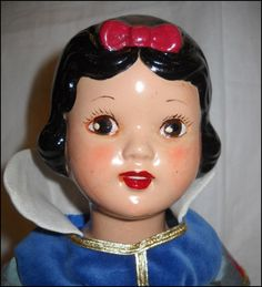 A beautiful Snow White doll someone sold.... :(