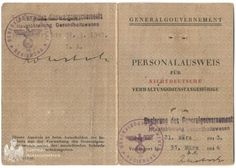 General-card-Krakow-1942