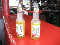 Amstel Bright is probably my favorite beer in the Caribbean and we can only find it in Aruba - Pic taken at the Paddock