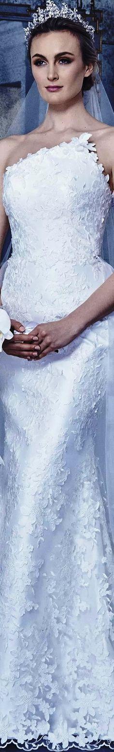 Romona Keveza Bridal Spring 2019 Winter Typ, Romona Keveza, Models, Bridal Collection, Bunt, Royalty, The Incredibles, Bride, Beautiful
