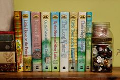 Tips for reading chapter books to children. Read at the level of your oldest child, start out at 5-10 minutes, read during meals, read while they play quietly (coloring, Legos, etc). Also has links of possible chapter books to read.