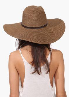 layline straw hat