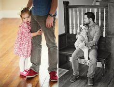 Father And Daughter Recreate Old Wedding Photos, http://photovide.com/recreate-wedding-photos/