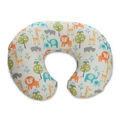 The award-winning Boppy Feeding and Infant Support Pillow is designed to give you and baby the support you need throughout the first year.