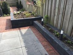 Promote Your Lawn's Health Diy Garden Bed, Garden Yard Ideas, Garden Pool, Home And Garden, Small Gardens, Outdoor Gardens, Garden Gates And Fencing, Landscape Bricks, Garden Design Plans