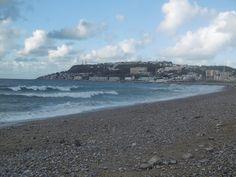 foto Margarita Garcia Alonso, playa de Le Havre