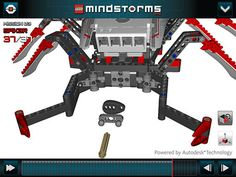Lego and Autodesk create iPad & Android app with 3D instructions to build Mindstorms robots - News - Digital Arts